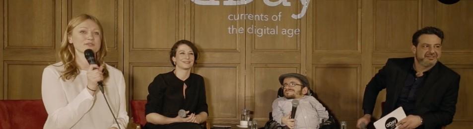 D.DAY   A conversation with Geraldine de Bastion and Raúl Aguayo-Krauthausen